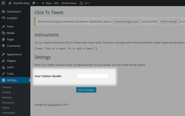 Click to Tweet Plugins 2