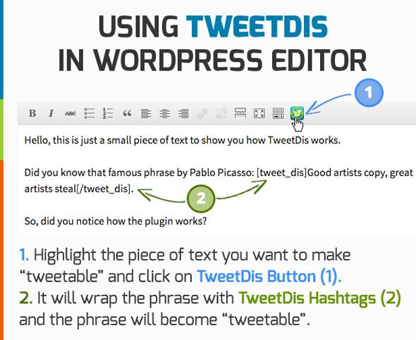 using-TweetDis