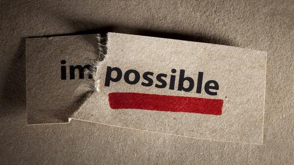 imposible motivation