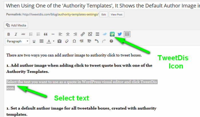 Authority Templates 4